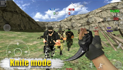Special Force Group 2 V2.8 knife mode