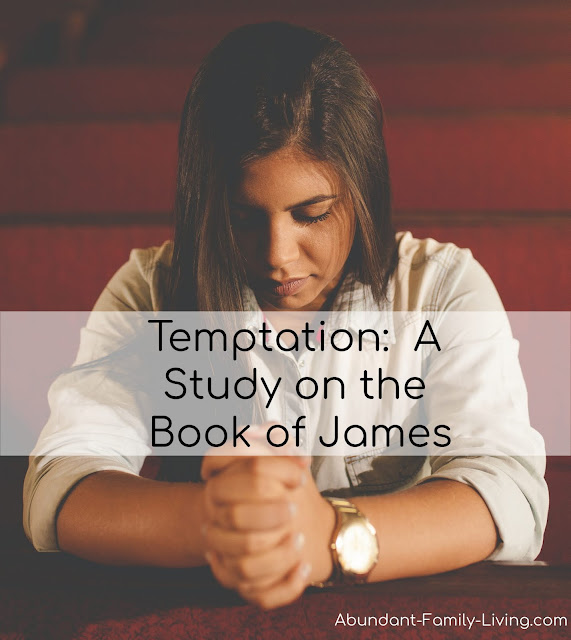 Temptation:  A Study on the Book of James