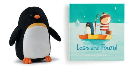 8fcbedd3ce96b $5 Oliver Jeffers Books and Plushies for Kohls Cares | Daily Kids Deals