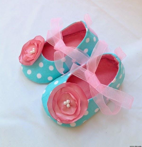 Belle Chaussures bébé fille