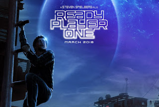 Póster película Ready Player One