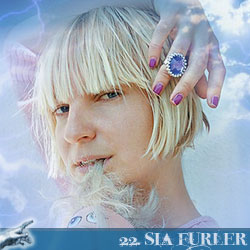 The 30 Greatest Music Legends Of Our Time: 22. Sia Furler