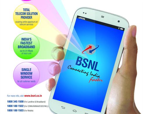 BSNL Chaukka offer 4GB per day
