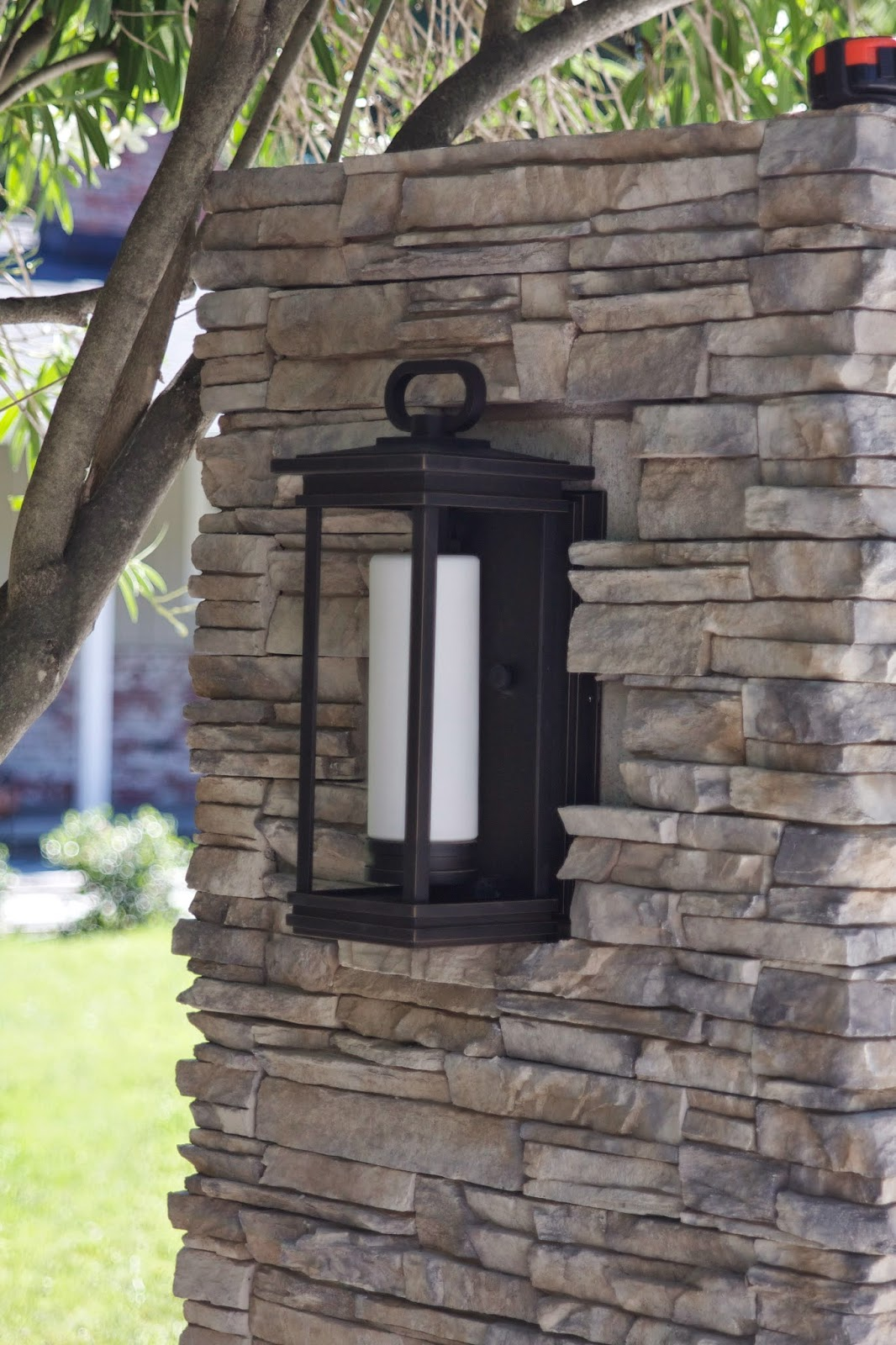 Lamps Plus Outdoor Podt Lights
