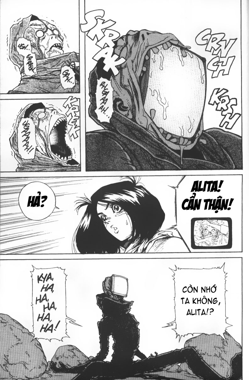 Battle Angel Alita chapter 36 trang 29