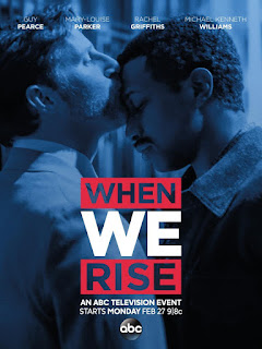 WHEN WE RISE - serie hbo - poster