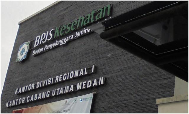 Kantor BPJS Kesehatan Divisi Regional I