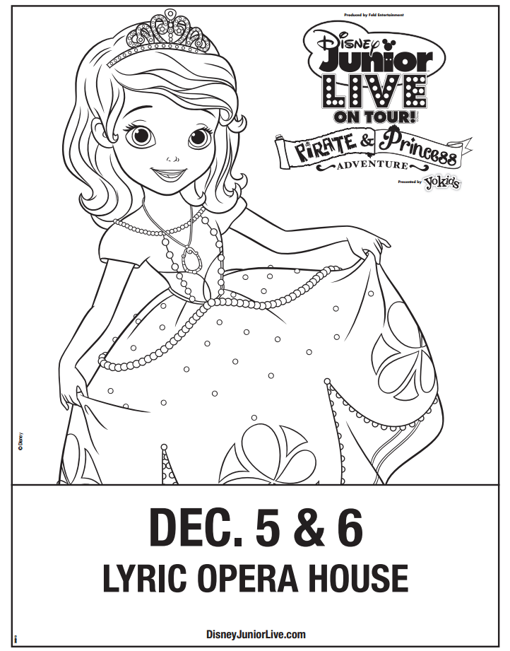 Disney Live! presents Pirate and Princess Adventure coming