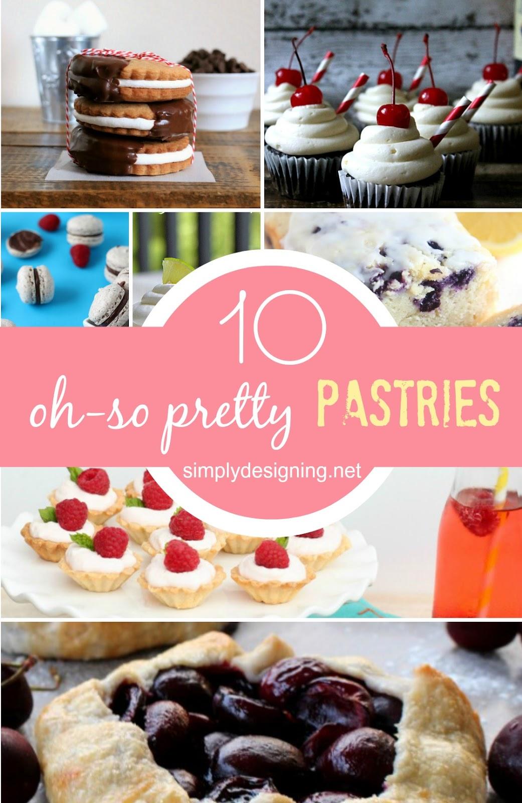 pretty+pastries 10 Pretty Pastries 25