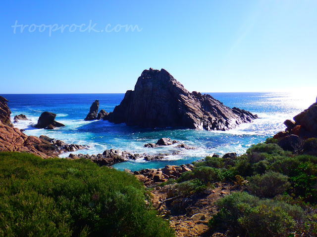 http://www.redbubble.com/people/trooprock/works/22066940-sugarloaf-rock?