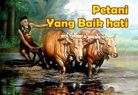 Cerita Dongeng Indonesia Pak Tani Yang Baik Hati