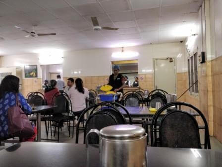 CMC Vellore College Canteen
