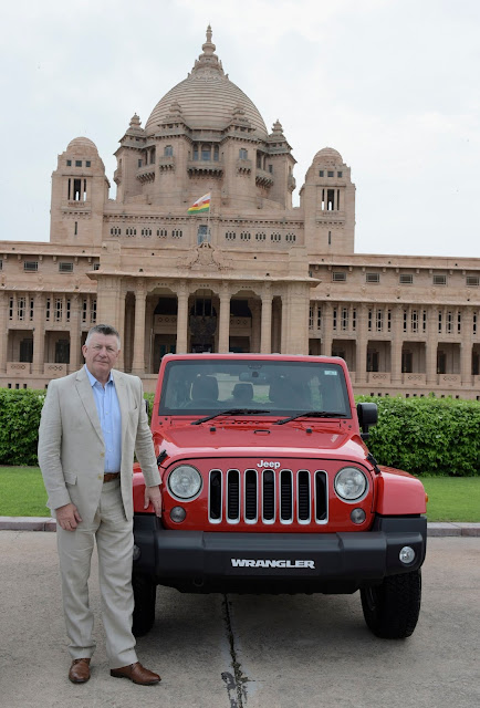 Jeep Launches The Wrangler And The Grand Cherokee In India