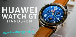 The new smartwatch by Huawai