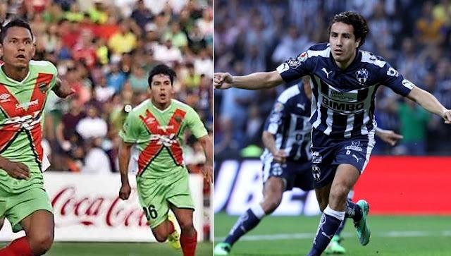 Monterrey vs Juarez en vivo