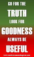 How do you handle gossip? With Socrates Test of Three - Truth, Goodness and Usefulness