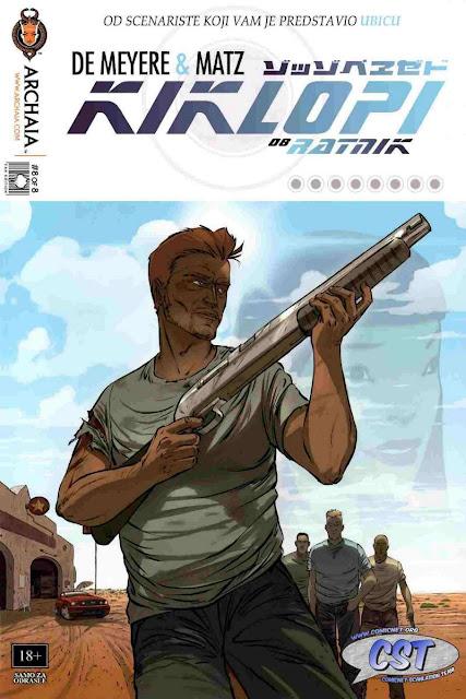 Ratnik 2 - Kiklopi