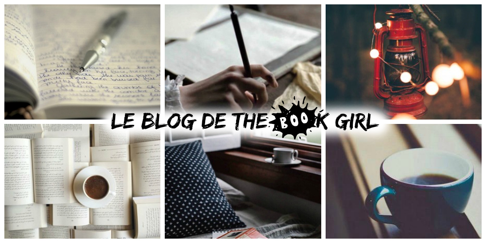 Le blog de The Book Girl