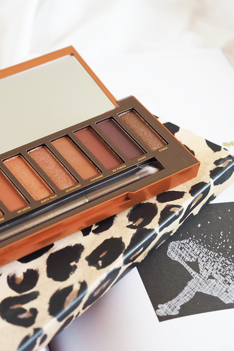 Urban Decay Naked Heat Review UK | Colours and Carousels - Scottish Lifestyle, Beauty and Fashion blog