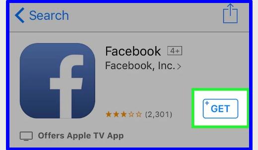 download facebook iphone 4
