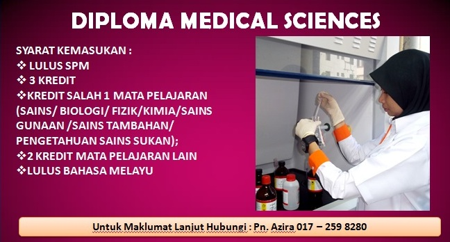 Diploma Medical Sciences