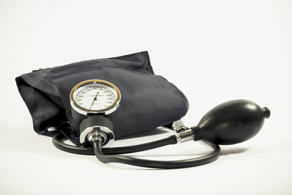 How to Take Charge of Your Blood Pressure  Blood Pressure Cuff Pixabay Image