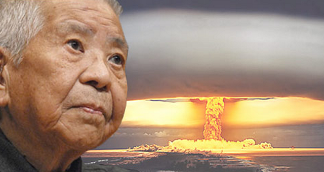 Luckiest Man In The World Managed To Survive Two Nuclear Bomb Explosions