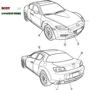 repair-manuals: Mazda RX8 2003 Repair Manual