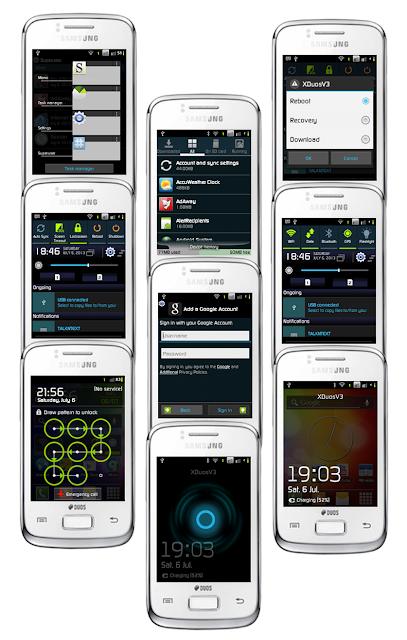 java эмулятор на телефон gt-s6102