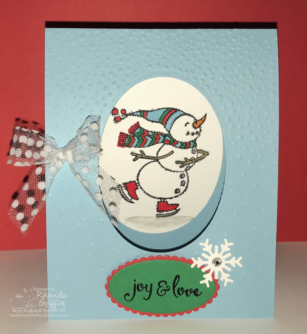 The Stampin Bunny Projects