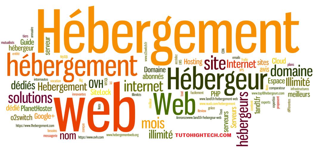 Hébergeur Web Gratuit 2018