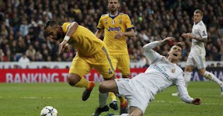 Real Madrid vs Juventus 1-3 Video Gol