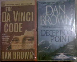 The Da Vinci Code dan Deception Point