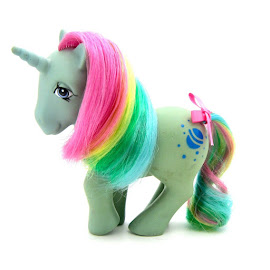 MLP Moonstone Year Two Int. Rainbow Ponies I G1 Pony