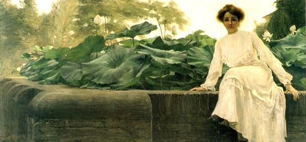 Marta tra i fiori: Del loto il dolcissimo frutto