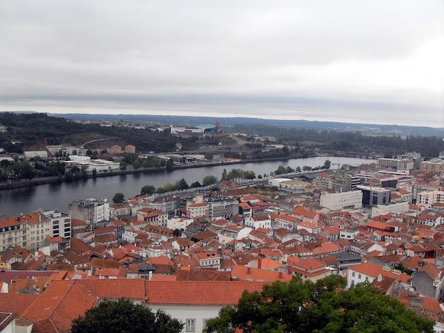 el mirador más bonito de Coimbra Portugal