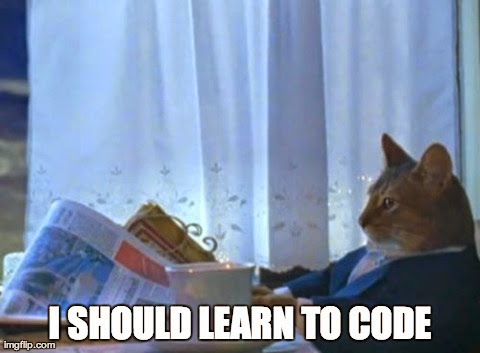 Don't learn to code. Learn to think.