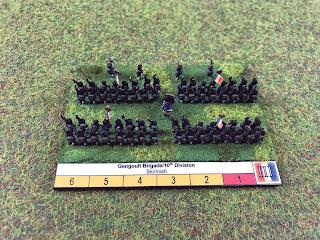 Infantry of Napoleon's III Corps