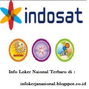Info Lowongan Kerja PT Indosat Tbk.