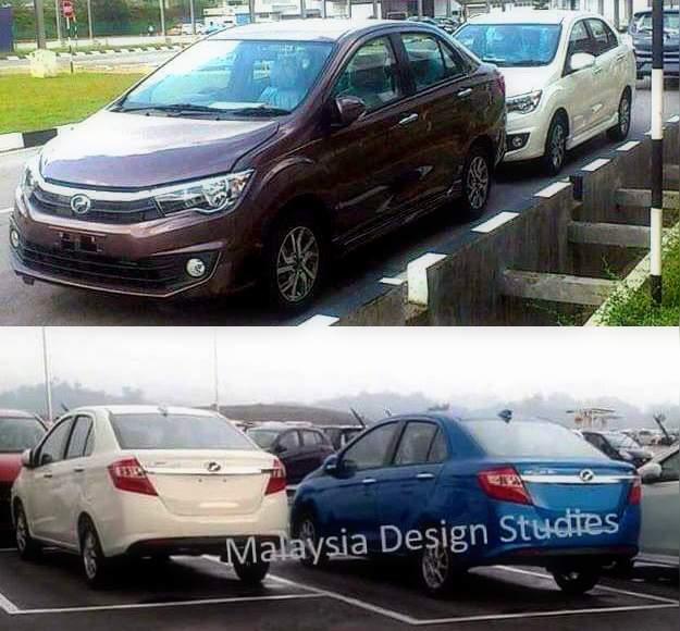 Kereta Baru Perodua Bezza Sedan 2016