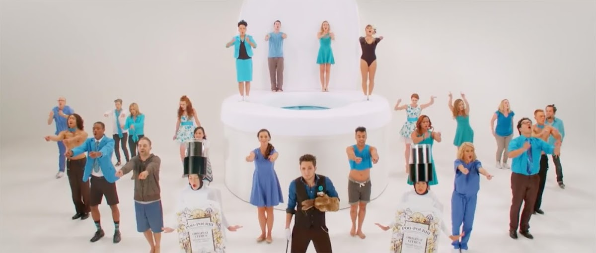 Poo~Pourri Launch Cheeky New Music Video, Imagine Where You Can Go