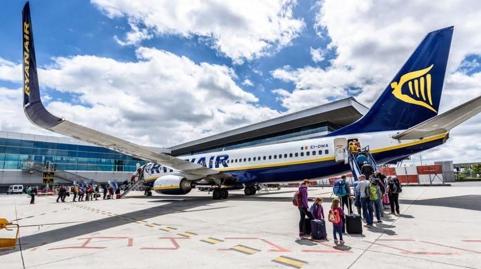 Ryanair lancia la nuova rotta da Bologna a Podgorica con tariffe a prezzi speciali