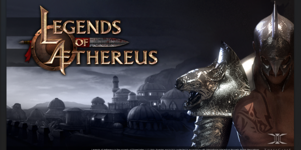 Legends of Aethereus PC Full