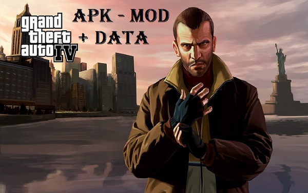 Download GTA IV Apk Mod HD Graphics for Android