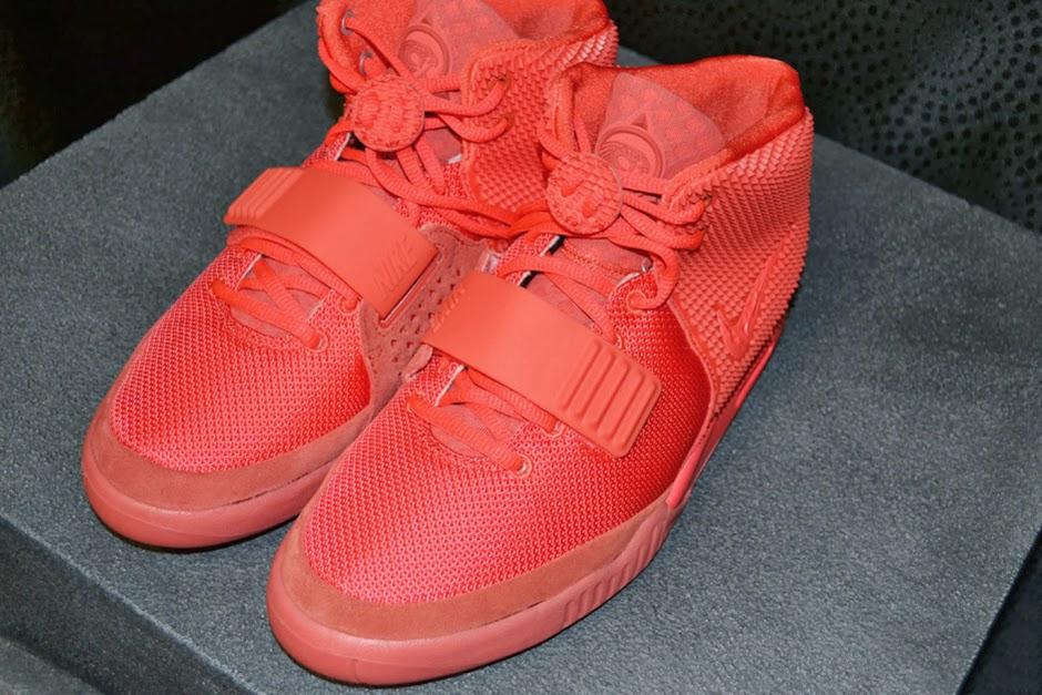 8e0311db10d Heat Check: Nike Air Yeezy 2
