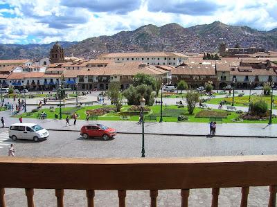 Plaza de Armas, Cusco, Perú, La vuelta al mundo de Asun y Ricardo, round the world, mundoporlibre.com