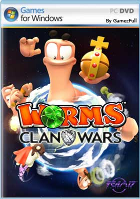 Worms Clan Wars PC [Full] Español [MEGA]