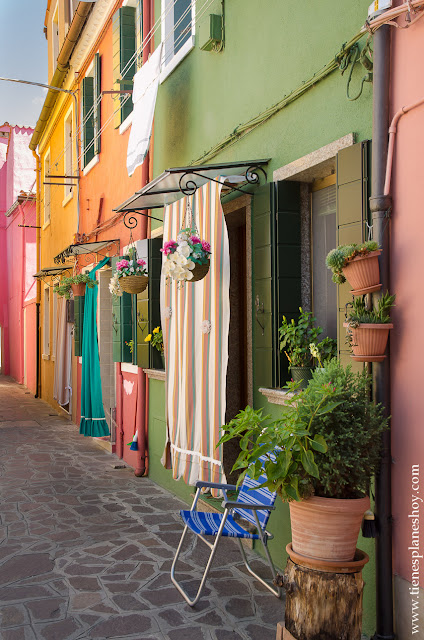 QUe ver en Burano Italia