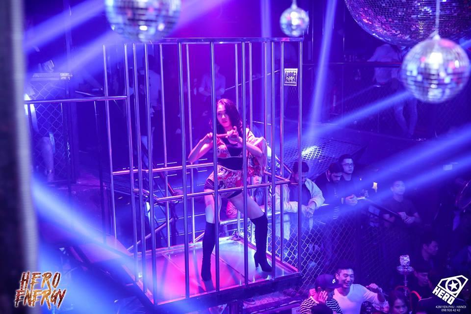 Hero Nightclub Hanoi  Jakarta100bars Nightlife Reviews