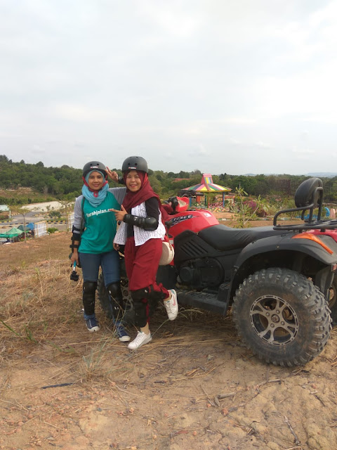 ATV dari Montigo Resort Batam